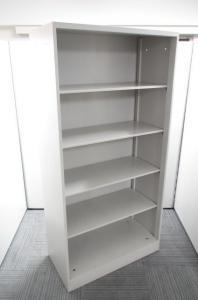 カタログなどを収納するならオープン書庫です[forty two](中古)