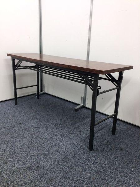 【限定1台】折畳テーブル |なし(中古)
