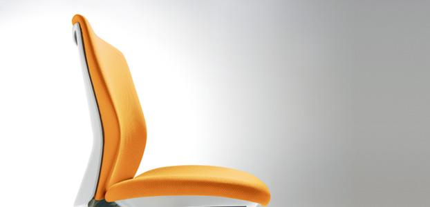 OA肘付ハイバックチェア/稼働肘/定番商品/信頼のオカムラ製スラート|フラータ[frater]