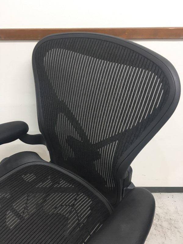 オープン記念|最高級チェア|CMやテレビでよく見かけるチェア|アーロンチェア[Aeron chair](中古)
