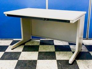 無難なオフィス向け。汚れ目立たない。マウス動かしやすい品質重視デスク。12台大量【KH】
