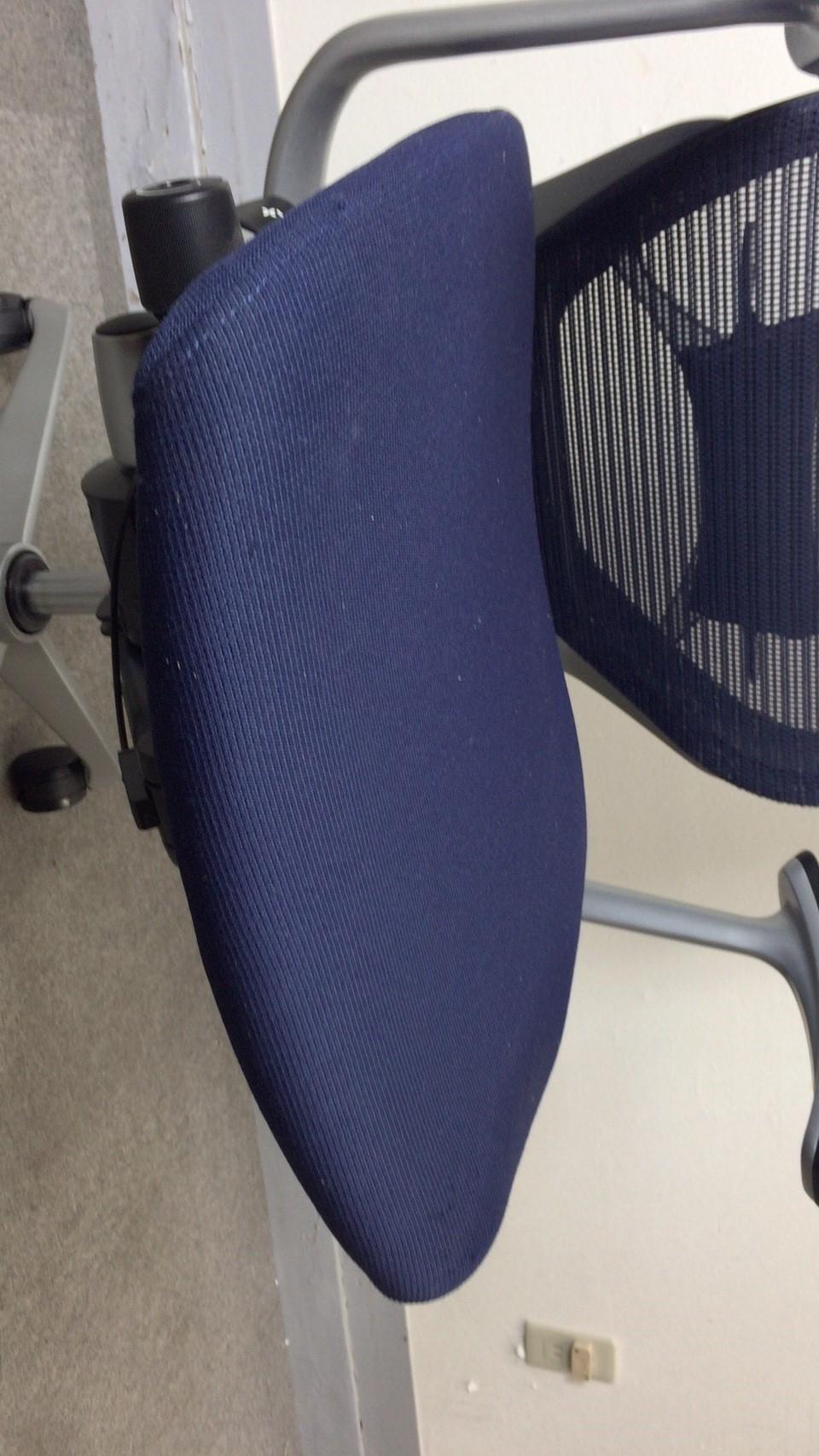 [ハイクラスチェア]岡村製作所 バロンチェア ハイバック デザインアーム ポスチャーフィット[コンテッサ、アーロンチェアをご検討の方にもお勧め]|バロンチェア[Baron](中古)