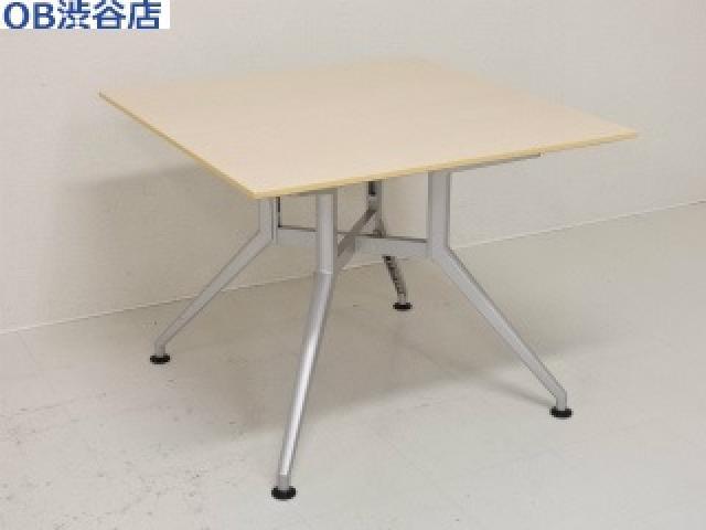 【地方倉庫在庫品】スタイリッシュな角テーブル!!会話が弾みます!トップメーカー:イトーキ製/【RA】【236】