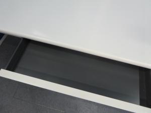 【人気のスチールデスク!】■平机 W1400mmタイプ ■オカムラ SD-Vシリーズ[SD-V Desk system](中古)