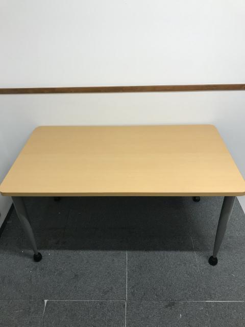 【3台入荷ミーティングテーブル】キャスター付きで移動も楽々!