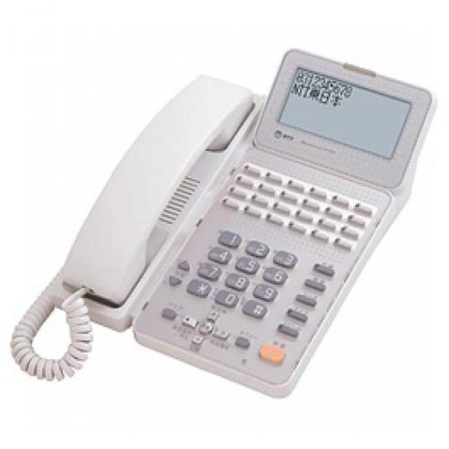 超得々ビジネスフォンセット《関東限定》 α-GX  ISDN1本 電話機 4台