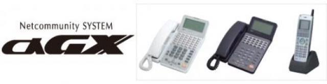 超得々ビジネスフォンセット《関東限定》 α-GX  ISDN3本 電話機 1 0台