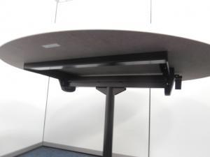 【1台限定入荷!!】折り畳める丸テーブル!! その他シリーズ(中古)