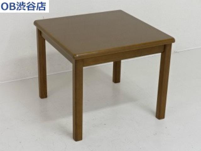 【地方倉庫在庫品】◆正方形◆コクヨ 木製テーブル【677】