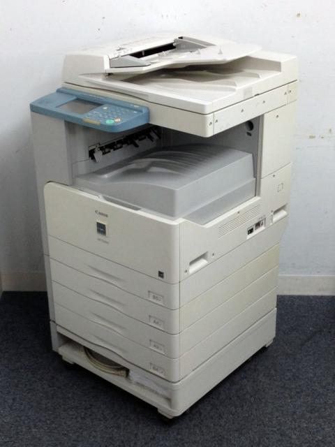 【モノクロコンパクト機】キャノン MF7350 スモールオフィスにピッタリのエントリーモデル!! 【スポット保守対応機種】