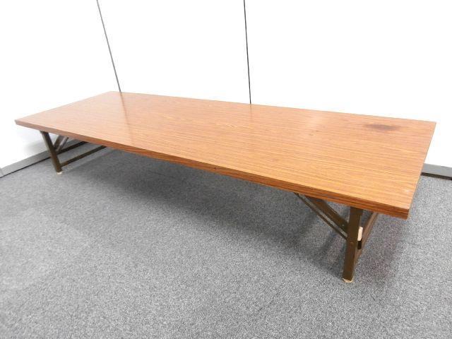 【座卓サイズ・折畳みテーブル・奥行600mm】■その他メーカー