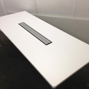【再値下げ】【okamura社より別注商品限定入荷】奥行の狭い大型テーブルが入荷しました☆ その他シリーズ(中古)