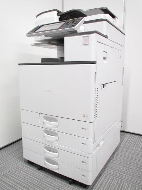 【在庫入替セール】人気メーカーの中古コピー機!安定感が人気!静かですがパワフルなスピード!