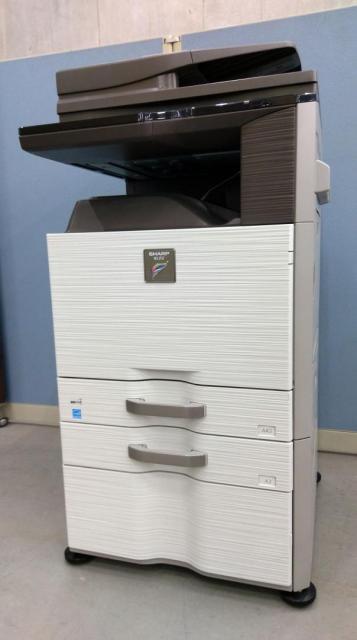 【2段カセットでコスト削減!】中古ならこんなに安く買えちゃいます!シャープ製コピー機