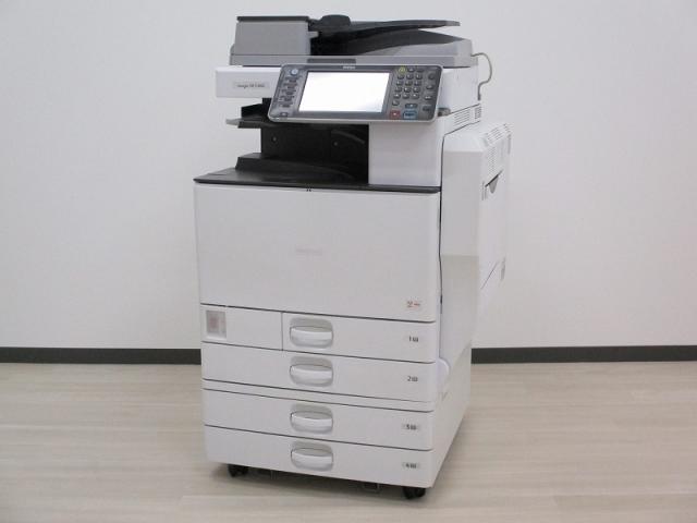 【1台限定‼】業務用カラーコピー機 リコー製 MPC2802 [印刷出力スピード枚数28枚/分速]