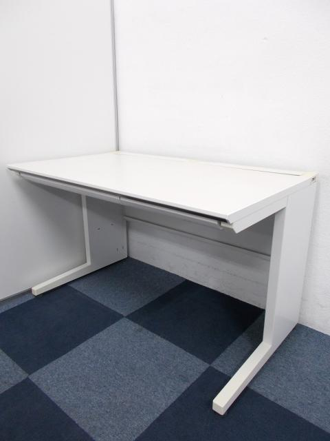 【ホワイトカラーの定番デスク】綺麗なホワイトカラーでオフィスを明るく!【コクヨ製is】