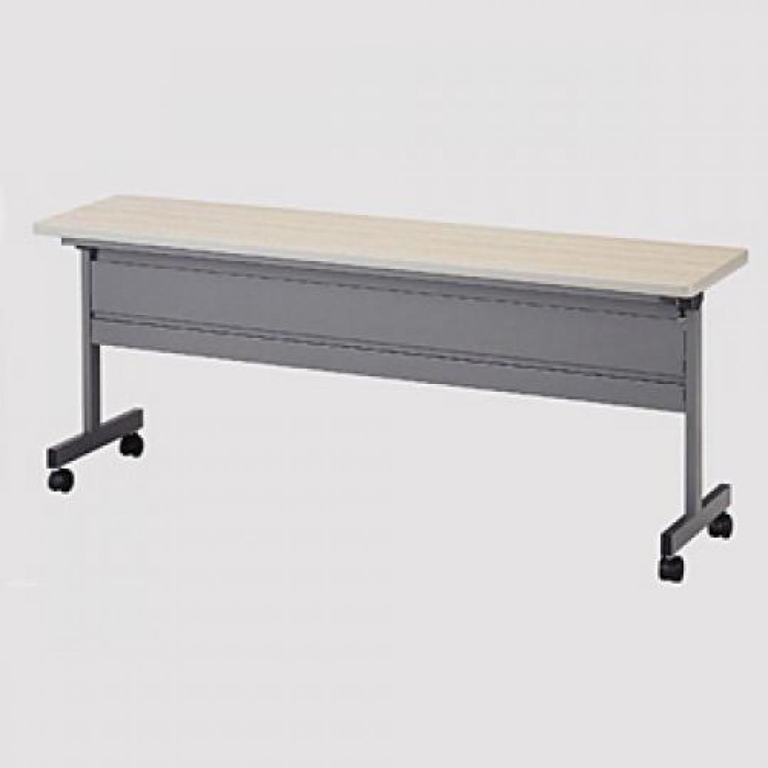 新品 サイドスタックテーブル(幕板付)W1800/600