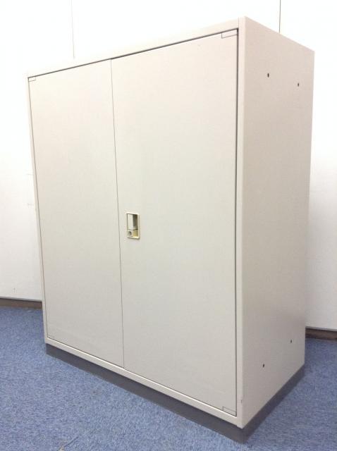 【4台入荷】高さ1100mmサイズ両開き書庫 KOKUYO製なので安心