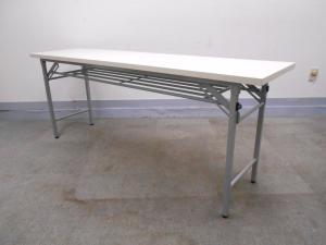 [70台以上揃います!]折りたたみテーブル 幅1800㎜タイプ[あると便利!]