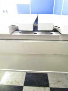 イトーキ製の現行品フリーアドレスデスク|4~6名様用が安い!|100~160㎝の幅でゆったりと!|ホワイト(白)で揃う事務机をお探しの方必見![instate_link](中古)