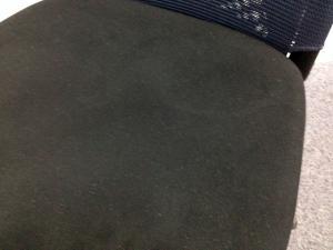 【12脚入荷】イトーキ PRAOα 人気沸騰中のメッシュバックチェア!! ブルー×ブラックのクールなカラーリング[PRAO α](中古)