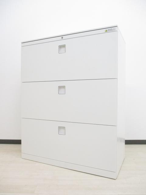 【4台入荷‼】【レアな天板付き】■大人気シリーズ‼シンプルに徹したデザインの美しい統一感で、オフィス収納に新たなスタンダードを提案します‼