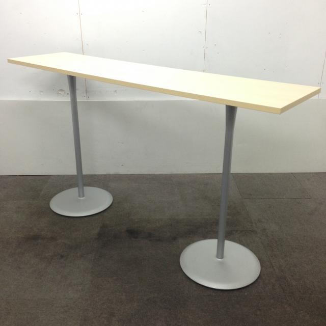 【レア!限定1台】オカムラ製アルトカフェのハイテーブル入荷!