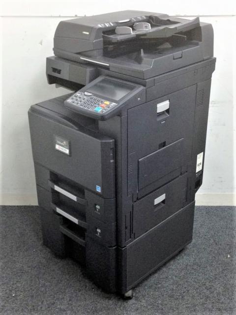 【エントリーモデル】衝撃のカウンター約2000枚 TASKalfa2551ci 2段カセットの為、更にお得に購入可能!!