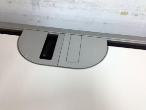 【憧れのL字型デスクがこの価格!】【売り切り価格!】コクヨ製|ニューグレー色L型テーブル|ニューグレー色[SIMPLEXⅡ](中古)