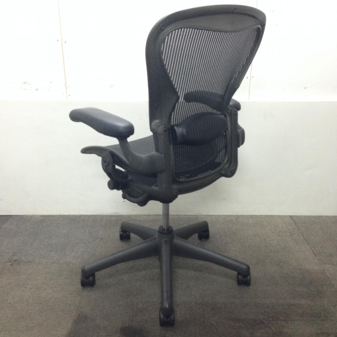 【最高級チェア】世界中で愛されているアーロンチェアがロット入荷しました☆[Aeron chair](中古)