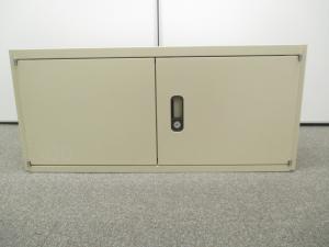 【スキマ収納!】天袋書庫入荷!■扉が床こすらないようになっているので単体でも利用可能![forty two](中古)