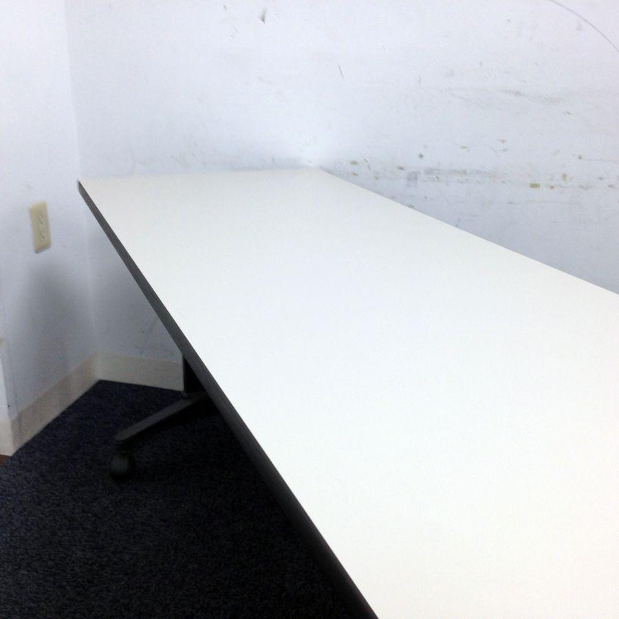 【会議などで急な増設に必要なテーブル】【コクヨ製】横1800mmと広く使え るテーブルとなります その他シリーズ(中古)_3