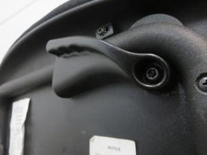 【おすすめセット商品!】■カートチェア4脚セット ■ブラック シルバー脚【VECTA(ヴェクタ】|カートチェア(Kart) VECTA(中古)