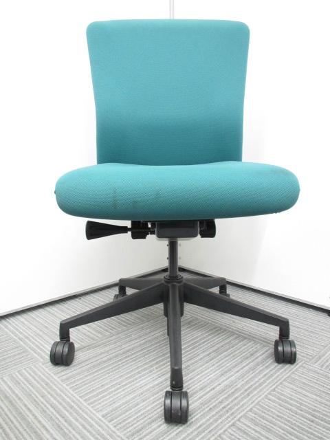 【専門業者によりクリーニング済み】ウチダ製 エルフィ(Elfie) 体にフィットしやすいチェアです! 快適な座り心地をお届けします|エルフィ[Elfie](中古)_8