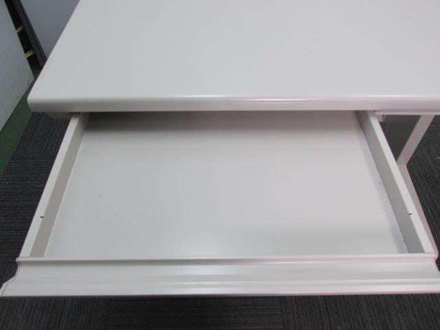 【コンパクト】イナバ製平机 定番のサイズと色 |その他シリーズ(中古)