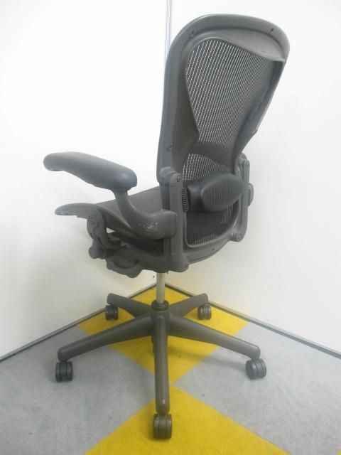 【最高級チェア!】【人間工学に基づく快適な座り心地】アーロンチェア|アーロンチェア[Aeron chair](中古)_7