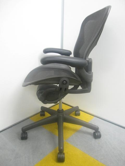 【最高級チェア!】【人間工学に基づく快適な座り心地】アーロンチェア|アーロンチェア[Aeron chair](中古)_8