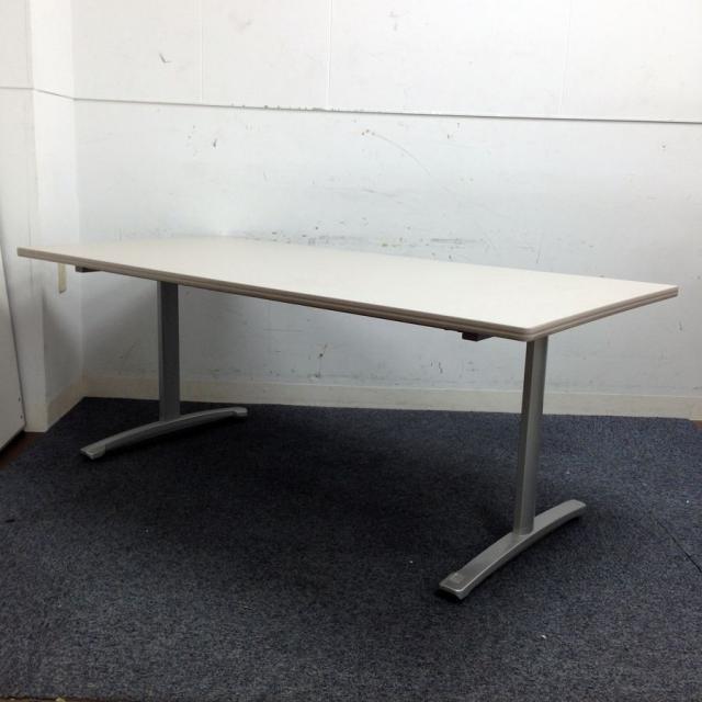 【限定1台】6名対応可能なミーティングテーブルがこの価格!!【おつとめ】
