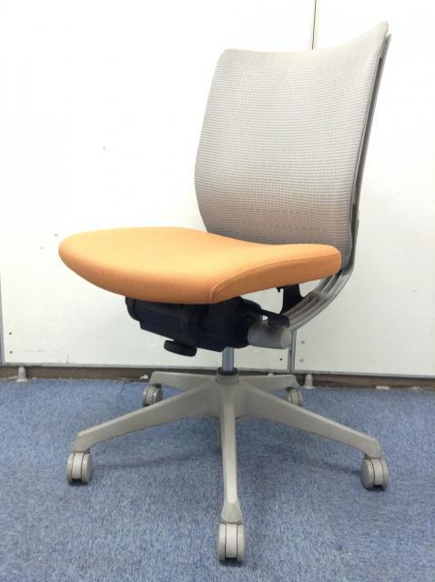 【グッドデザイン賞受賞】機能性・デザイン性抜群 座面オレンジ