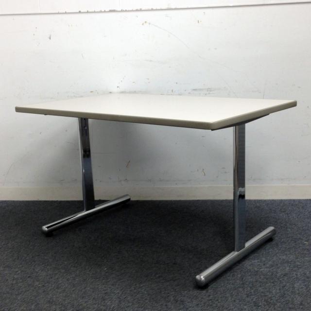 【会議用・自宅用にも使える】ミーティングテーブル【1台限定で入荷】