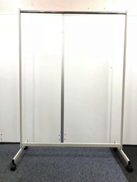 【オフィスアクセサリー】コートハンガー W1200MM 大容量!