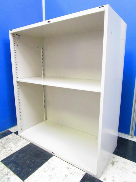 【おつとめ品】イトーキの元両開き書庫がオープン書庫に変身しました!限定1台のレア商品です!【中古オフィス家具】【さいたま市】