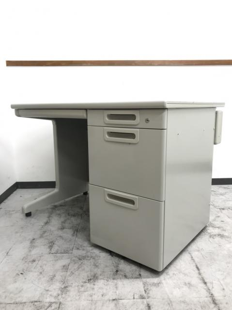 【9台入荷】事務用・営業用デスクとして最適|W1000サイズ