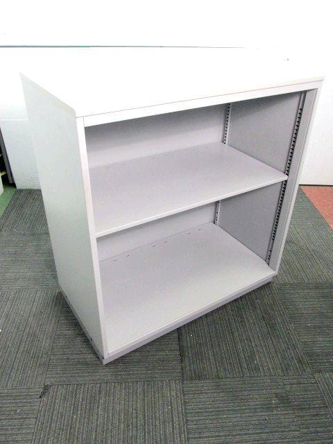 【奥行き広め】イトーキ製単体書庫 天板付き オープンタイプ カウンターや作業台にも