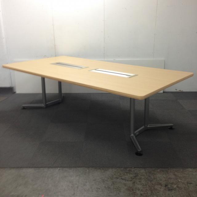 【2台限定】オカムラ高級テーブルその名も「ラティオ」