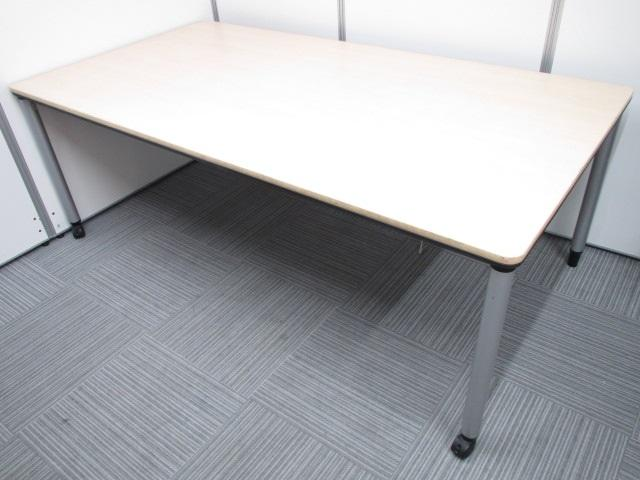 【6名様利用に最適サイズ!】会議用テーブル ミーティングテーブル 幅2000mmタイプ