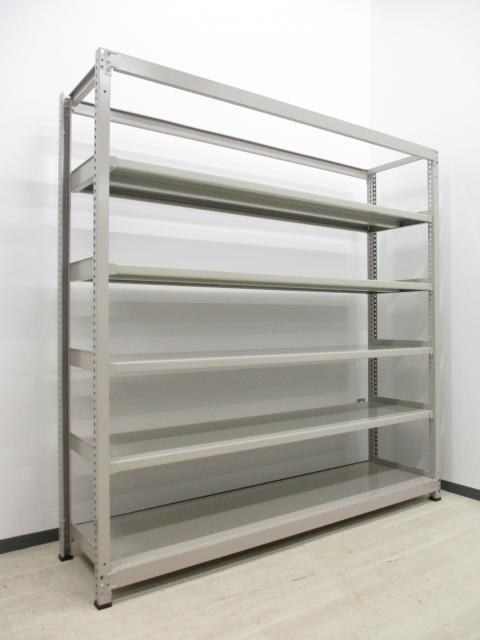 【メーカー在庫品】■耐荷重200㎏ 軽中量棚 ラック 各種サイズ、価格ございますのでご相談ください!