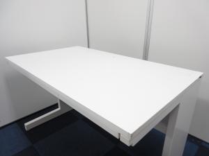 【清潔感のあるホワイト!!】2015年製造品!!新しい商品です!!【大人気の横幅1200mm!!】[SCAENA](中古)