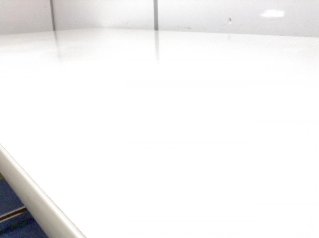 【4人掛けミーティングテーブル】オカムラ製 ニューグレー その他シリーズ(中古)