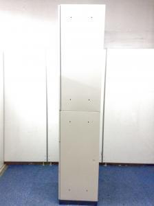 【2台入荷】両開き×3段ラテラル 大容量収納可能[BWN](中古)